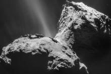 Изображение: ESA / Rosetta / NAVCAM