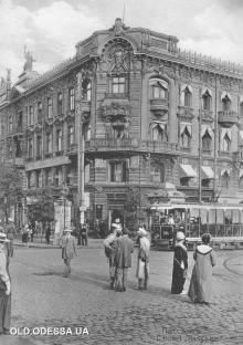 Пассаж. Из фотоальбома изд-ва Покорного, 1914 г.