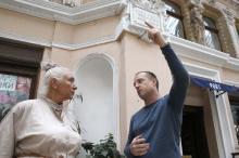 Ядвига Круглова и Александр Тупиков