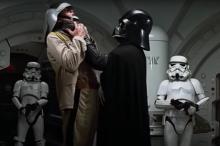 Кадр из фильма «Звездные войны. Эпизод IV»