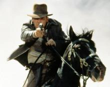 Харрисон Форд в роли Индианы Джонса
