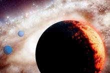 Изображение: Adam Makarenko / W. M. Keck Observatory