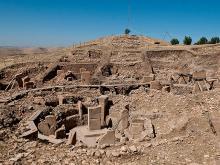 Мегалитический храмовый комплекс Гебекли-Тепе. Wikipedia.org. Фото: Teomancimit