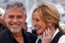 Джордж Клуни и Джулия Робертс. Фото: Jean-Paul Pelissier / Reuters