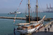 Фото администрации Одесского порта