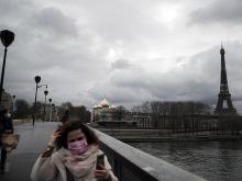 Фото: AP Photo/Christophe Ena