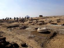 Фото: Egyptian Ministry of Antiquities via AP