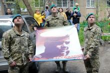 Фото пресс-службы командования ВМС ВС Украины