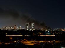 Тель-Авив. Photo by Matanya Tausig/Flash90