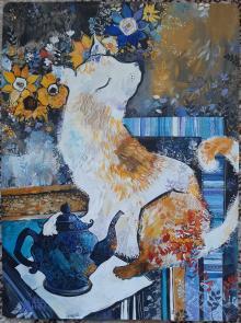 Картина Леси Тимоховой