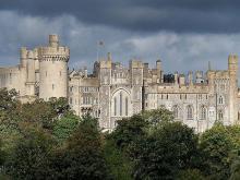 Замок Арундел. Wikipedia.org. Фото: MrsEllacott