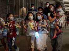 Фото: AP Photo/Kin Cheung