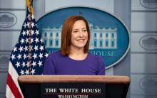 Фото: пресс-секретарь Белого дома Джен Псаки (flickr.com/whitehouse)