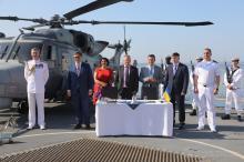 Фото пресс-центра ВМС Украины