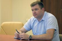 Начальник Головного управління Держпраці в Одеській області Сергій Байдюк