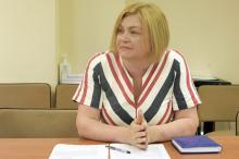 Начальник Управління з питань праці Головного управління Держпраці в Одеській області Наталя Козирєва