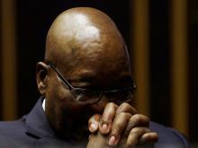 Фото: AP Photo/Themba Hadebe, Pool