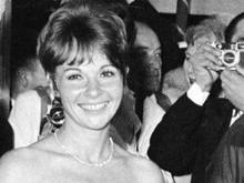Франсуаза Арнуль, 1961 г. Фото: AP