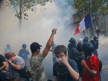 Фото: AP Photo/Michel Euler