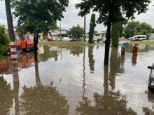 В Одессе после ливня 22 июля. Фото с Официального сайта города