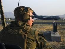 Фото: Cpl. Davis Harris/U.S. Marine Corps via AP