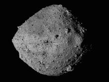 NASA/Goddard/University of Arizona/CSA/York/MDA via AP