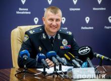 Николай Семенишин. Фото: Главное управление Национальной полиции в Одесской области