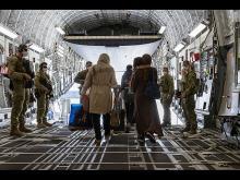 Фото: LACW Jacqueline Forrester/Australian Defense Force via AP