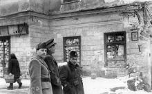 Ул. Пушкинская, 13, 14 февраля 1942 г.