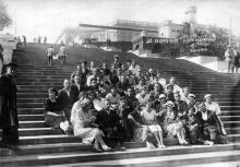 Потемкинская лестница, 1938 г