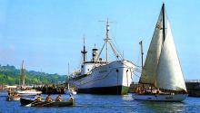 Учебное судно «Экватор»