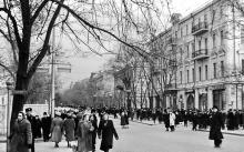 Дерибасовская, 1959 г.