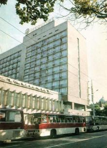 Гостиница «Черное море»