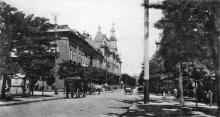 Одесса. Главный почтамт. Открытое письмо