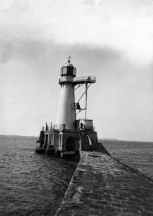 Воронцовский маяк, 1917 г.