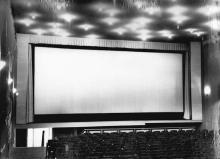 Кинотеатр «Одесса», Большой зал