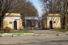 Санаторий им. В.П. Чкалова, фотограф Игорь Березовский, 2007 г.