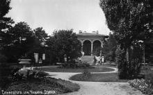 Санаторий им. Чубаря. Фотооткрытка, середина 1930-х годов