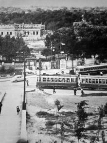 Дюковский парк, 1950-е годы