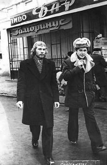 Ул Вице-адмирала Жукова (Колодезный пер.), 1975 г.
