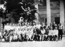 Одесский художественный музей, 1939 г.