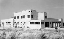 Противотуберкулезный санаторий, 1939 г.