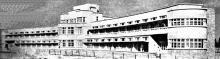 Противотуберкулезный санаторий, 1930-е годы