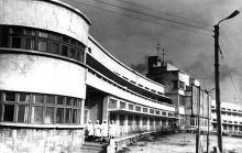 Санаторий «Затока», 1949 г.