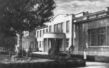 Одесса. Лермонтовский курорт. Почтовая открытка