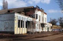 16-я ст. Большого Фонтана, кинотеатр «Золотой берег», 2006 г.