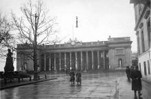 Приморский бульвар, 1918 г.