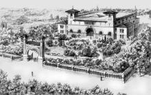 Здания «Южно-Русского общества виноделия Генрих Редерер в Одессе», 1899 г.