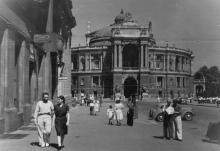 Оперный театр, 1959 г.