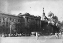 Привокзальная площадь, 1959 г.